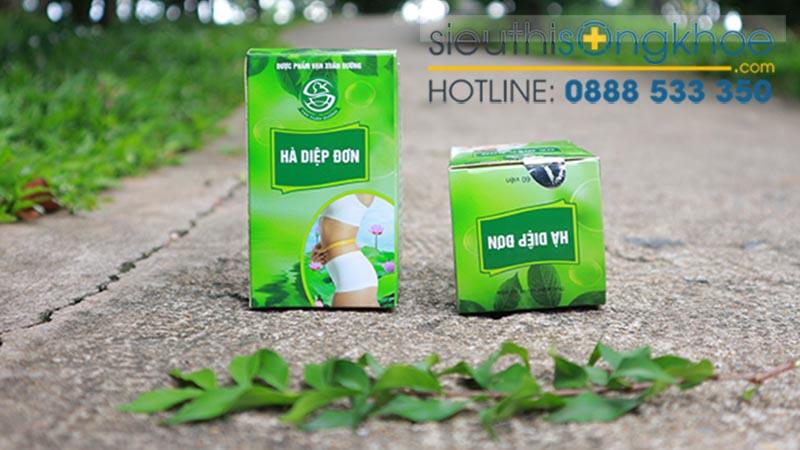 Thuốc Hà diệp đơn bán ở đâu TP. Hồ Chí Minh và Hà Nội