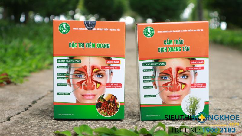 Tổng hợp phản hồi khách hàng sử dụng thuốc Cẩm Thảo Dịch Xoang Tán