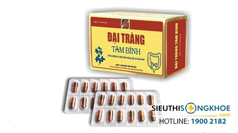 Tràng Khang Bảo Điển – 1 trong 4 sản phẩm hỗ trợ điều trị viêm đại tràng tốt nhất