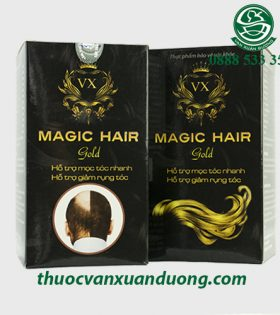 magic hair gold 110