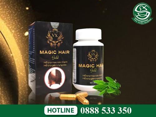 magic hair gold 2
