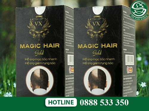 magic hair gold 5